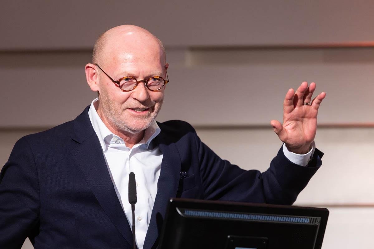 Verleihung Helga-Stoedter-Preis 2019  in Hamburg. Foto:  Ulrich Perrey
