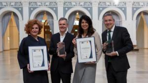 Gewinner 2017: Gruner+Jahr GmbH & Co KG, Zeitverlag Gerd Bucerius GmbH & Co. KG